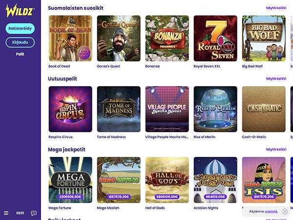 Wildz Casino Erfahrungen