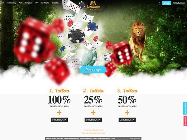 Casimba Casino kampanja