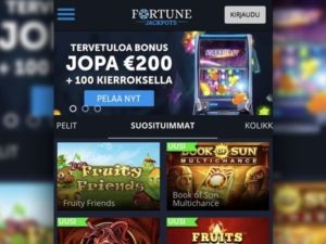 Fortune Jackpots