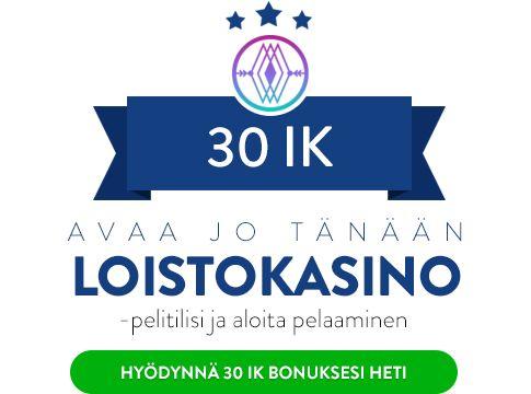 Loistokasino bonus