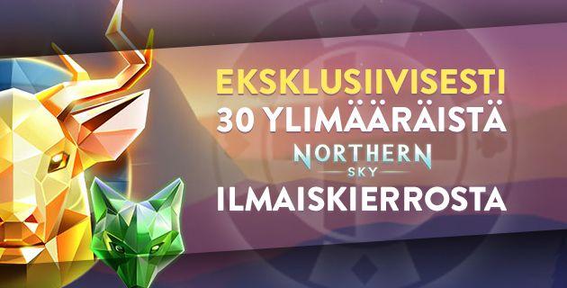 Finlandia Casino - Northern Sky