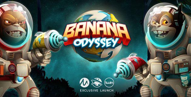 Banana Odyssey kolikkopeli