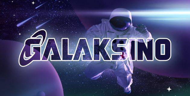 ComeOnin uusi Galaksino Casino