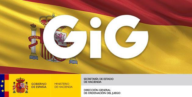 GIG:n Espanjan lisenssi
