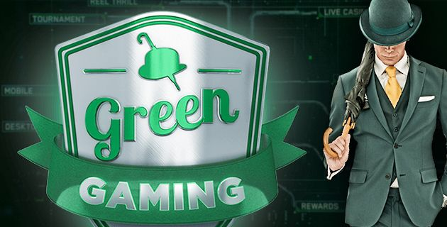 Mr Greenin Green Gaming