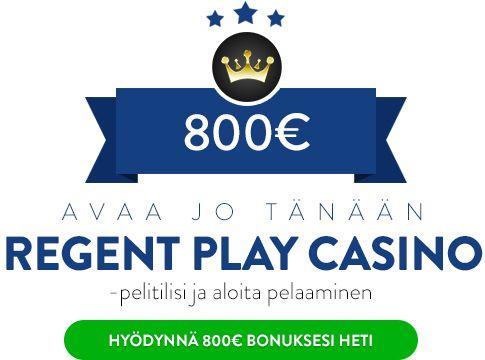 Regent Play Casino bonus
