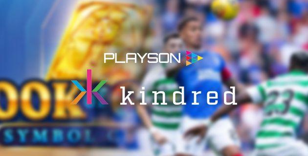 Playson ja Kindred yhteistyö