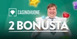 Casinohuoneen bonukset