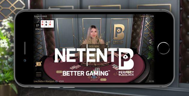 NetEnt Perfect Blackjack