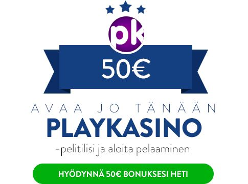 PlayKasino bonus