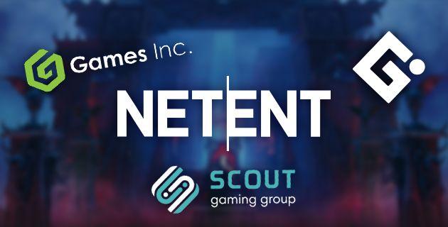 NetEnt Connect partnerit