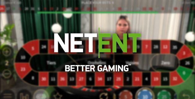 NetEnt liveruletti