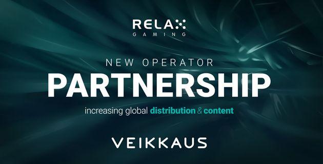 Relax Gaming & Veikkaus
