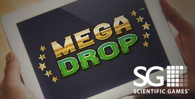 Scientific Games Mega Drop