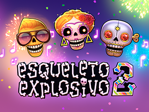 Esqueleto Explosivo 2 peli