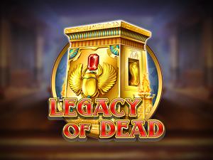 Legacy of Dead peli