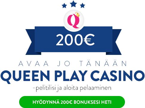 Queen Play Casino bonus