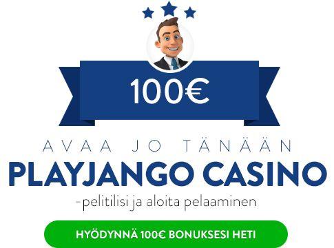 PlayJango Casino bonus