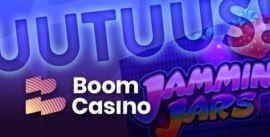 Boom Casino uutuus