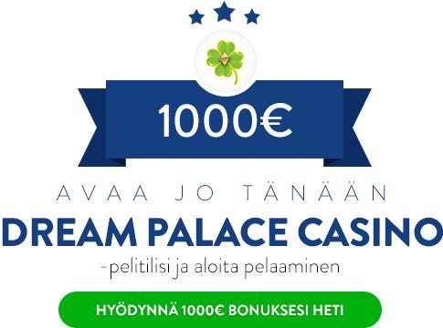 Dream Palace Casino bonus