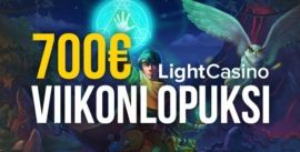 Light Casinon Reload-bonus