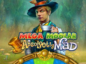 Absolootly Mad: Mega Moolah peli