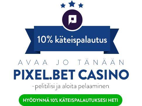 Pixel.bet Casino bonus