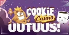 Cookie Casino uutuus