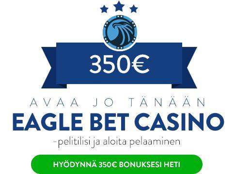 Eagle Bet Casino bonus