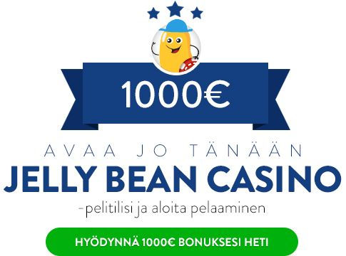 Jelly Bean Casino bonus