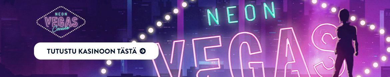 Paras bonus - Neon Vegas Nettikasino