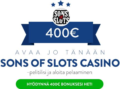 Sons of Slots Casino bonus