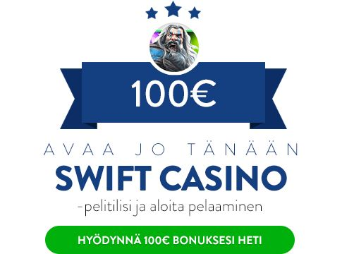 Swift Casino bonus