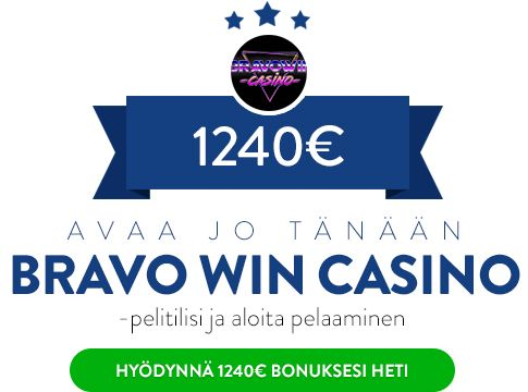 Bravo Win Casino bonus