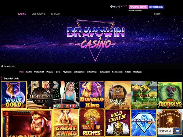 Bravo Win Casino