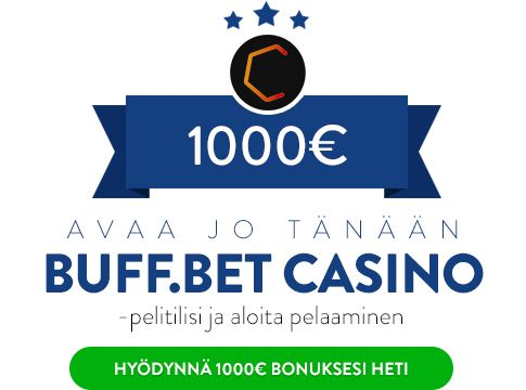 Buff.bet Casino bonus