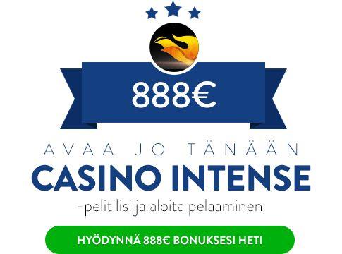 Casino Intense bonus