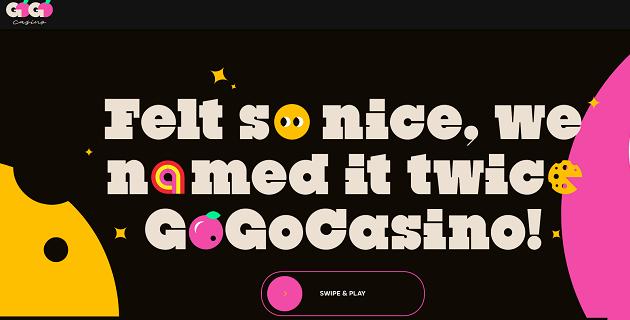 Gogo kasino - uusi nettikasino
