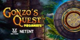 Gonzo's Quest Megaways -kolikkopeli