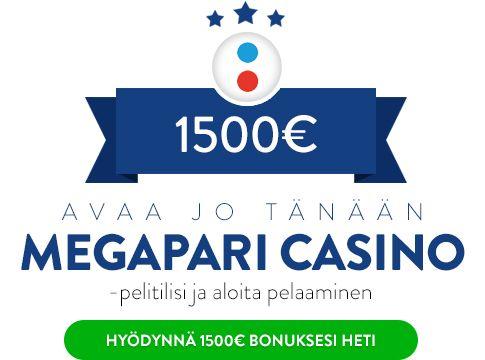 Megapari Casino bonus