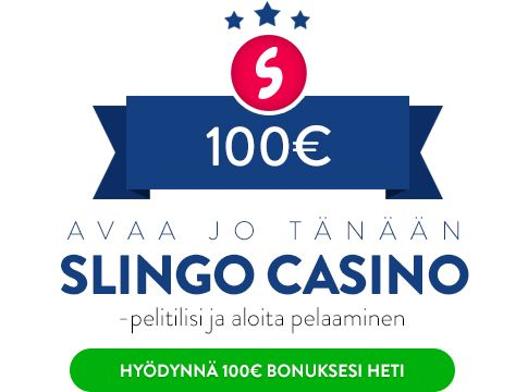 Slingo Casino bonus