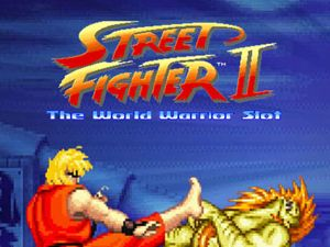 Street Fighter II: The World Fighter Slot -kolikkopeli
