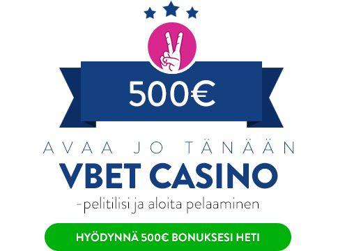 VBET Casino bonus