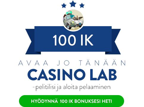 Casino Lab bonus