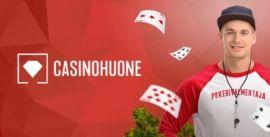 Casinohuone - Pokerivalmentaja