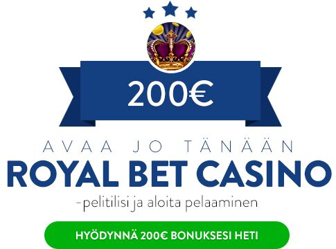 Royal Bet Casino bonus