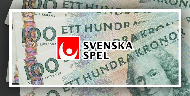 Svenska Spel rahansiirrot