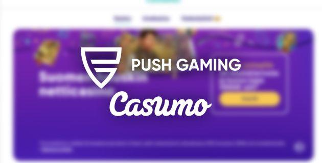 Casumo & Push Gaming