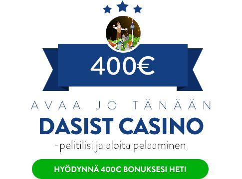DasIst Casino bonus