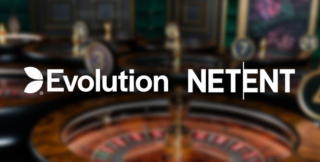 Evolution & NetEnt